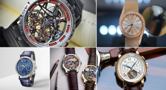 Five Luxury Watches Worth A House