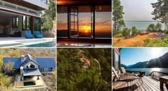 10 Luxurious Vacation Rentals in Forests