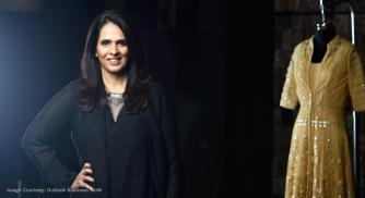 Anita Dongre, a Successful Entrepreneur in the Heart of India