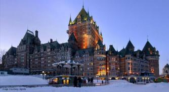 Top 100 Extravagant Luxury Hotels in Canada