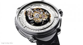 The USD 972,000 Deep Space Resonance is One of The First Watches With Acoustic Resonance