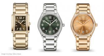 Luxury Watch Brand Patek Philippe Launches Three New Women's Models For Its Twenty~4 Segment