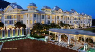 The Irresistible Luxury of Leela Palace Jaipur