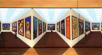 Top Luxury Consulting Company Masha Art Presents An Art Exhibition Showcasing Indian Artists