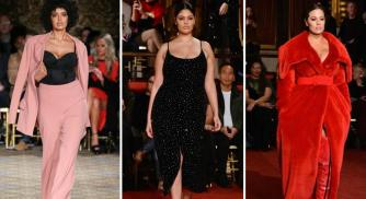 Plus Size Flying Off From Runways to Racks of These Fancy Labels