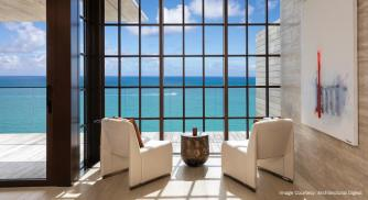 Top Nine Luxury Beachfront Homes For Sale in Miami - 2021