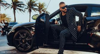 The New Balmain-Maluma Mens Fashion Collection is High on Style & Class