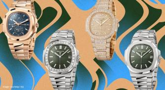 Patek Philippe Reveals Four New Nautilus Watch Designs