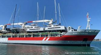 Global Marine Company Peters & May Cater To The Growing Demand From Asia