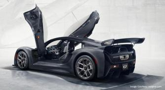 The 3-D Printed Czinger 21C Hybrid Sports Car Will Redefine Luxury in A big Way