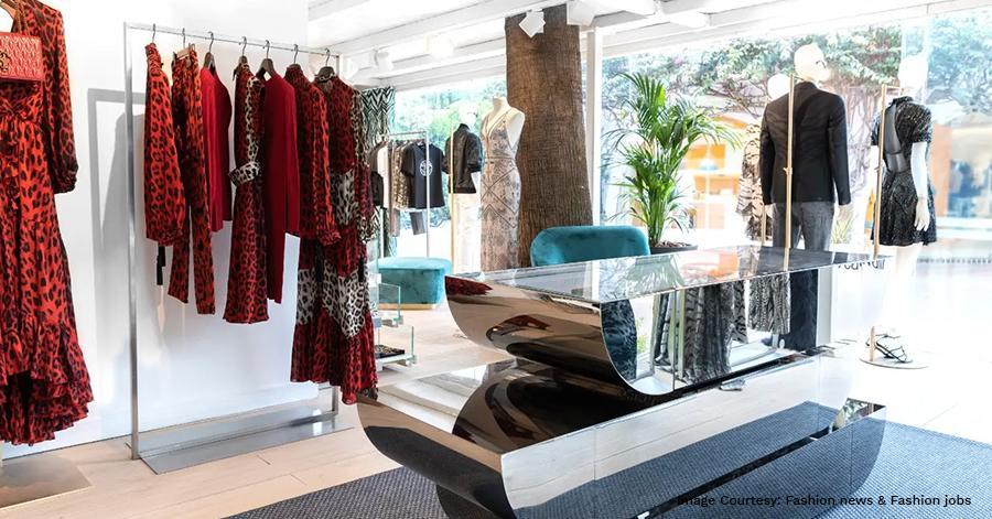 Roberto Cavalli Launches Pop Up Store in Sardinia Italy