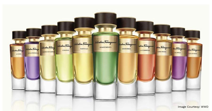 Salvatore Ferragamo And Interparfums Strike A Fragrance Deal