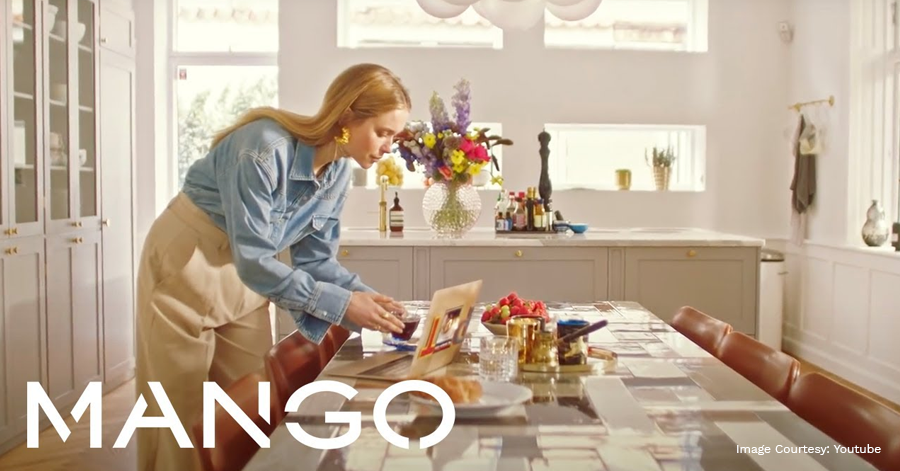 Successful Scandinavian Stylist Pernille Teisbaek Collaborates With Mango For A New Collection