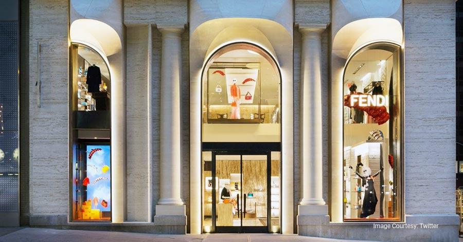 Fendi Unveils 6900-square-foot Flagship Store Near Madison Avenue, New York City