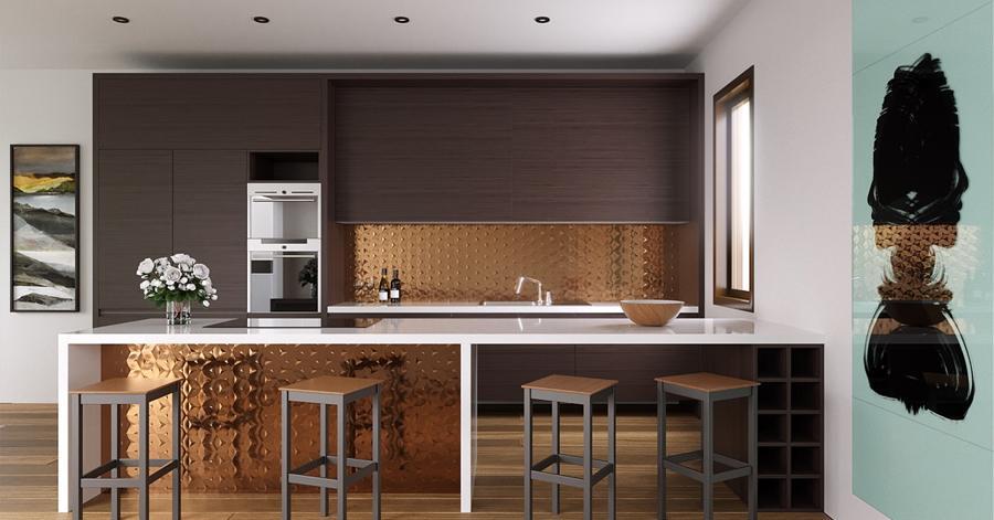 6 Design ideas for a Luxury Kitchen