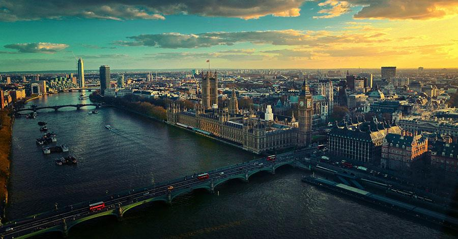 The essence of luxury real estate in London