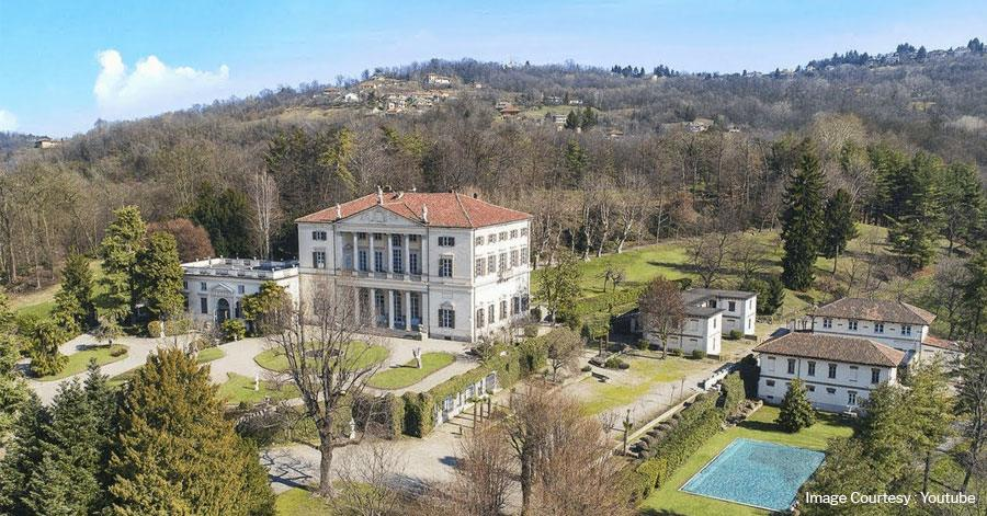 The story of luxury real estate in Turin, Italy