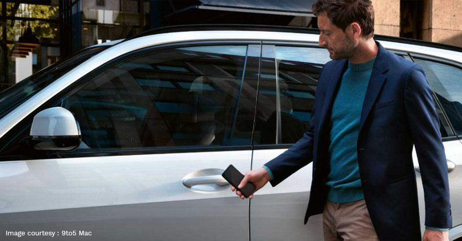 BMW Brings in an Innovation of Considering iPhone as Fully Digital Car Key