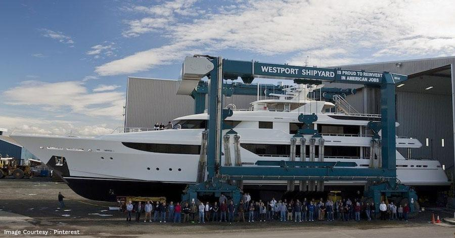 US Based Westport Yachts is The Latest Superyacht Builder to Resume Operations