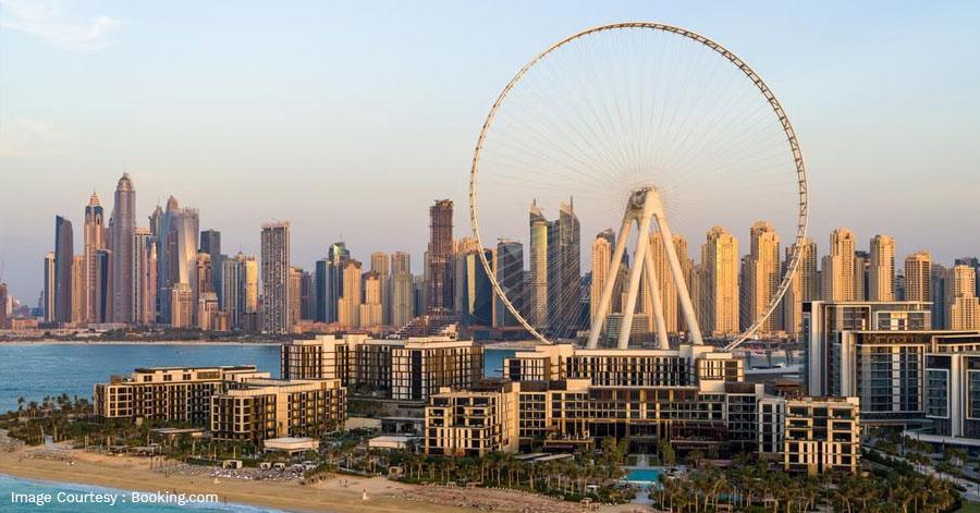 Forget Vacation, Go For a Luxury Staycation With Caesars Palace Bluewaters Dubai