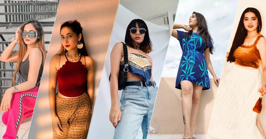 Top 5 Fashion Influencers From Gujarat