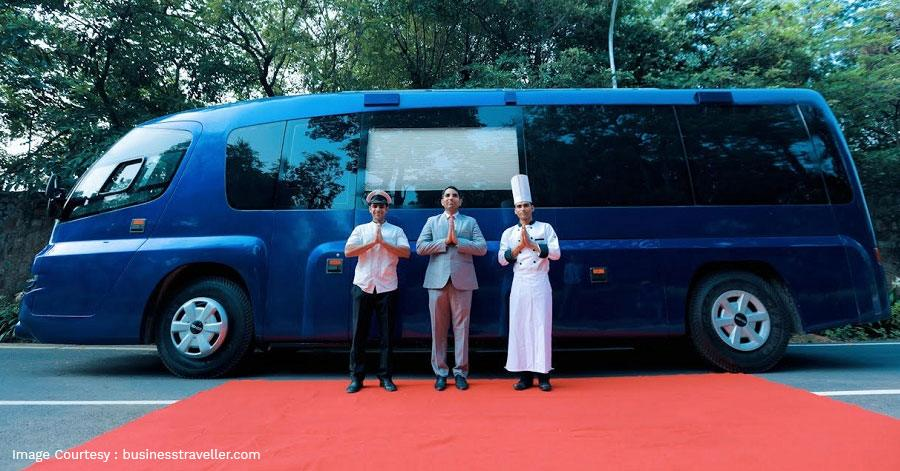 Radisson Gurugram Launches LuxeWheels, an Exciting Luxury Trailer For Overnight Road Trips
