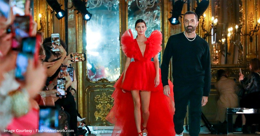 How do Collaborations Between High Street Brands and Couture Work?