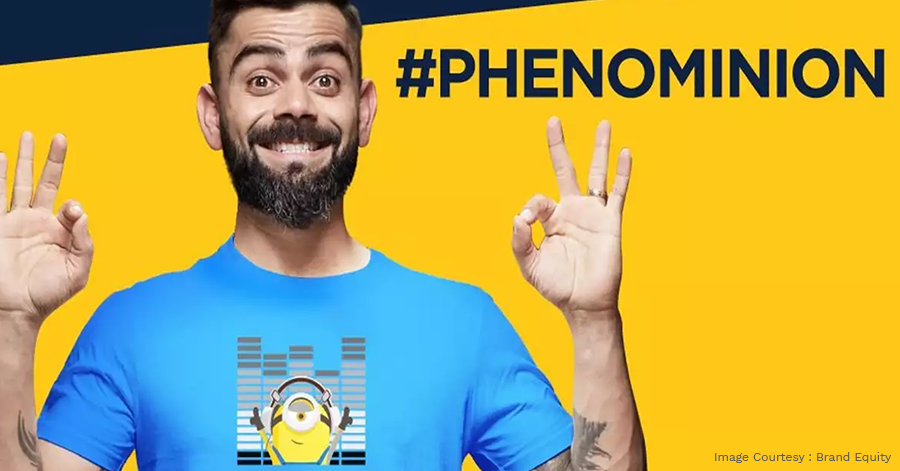 Wrogn & Minions - Virat Kohli Owned Design Brand Launches a New Fashion Line