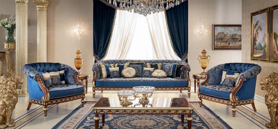 Modenese Interiors - a 200 Year Old Italian Luxury Furniture Brand