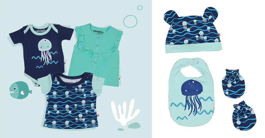 Greendigo Launches New 'Under The Sea' Collection Inspired By Marine Life
