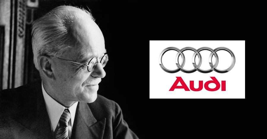 The Brand with Four Rings - story of Audi