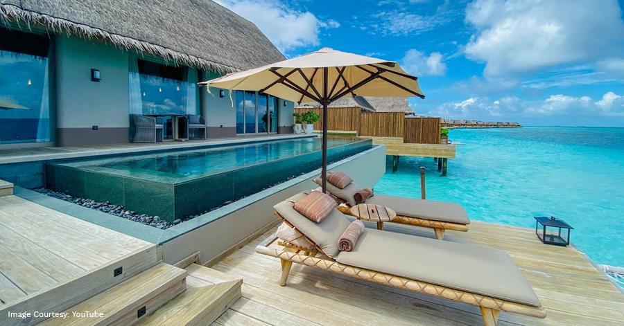 Jaoli Maldives : The New Art Luxury Resort.