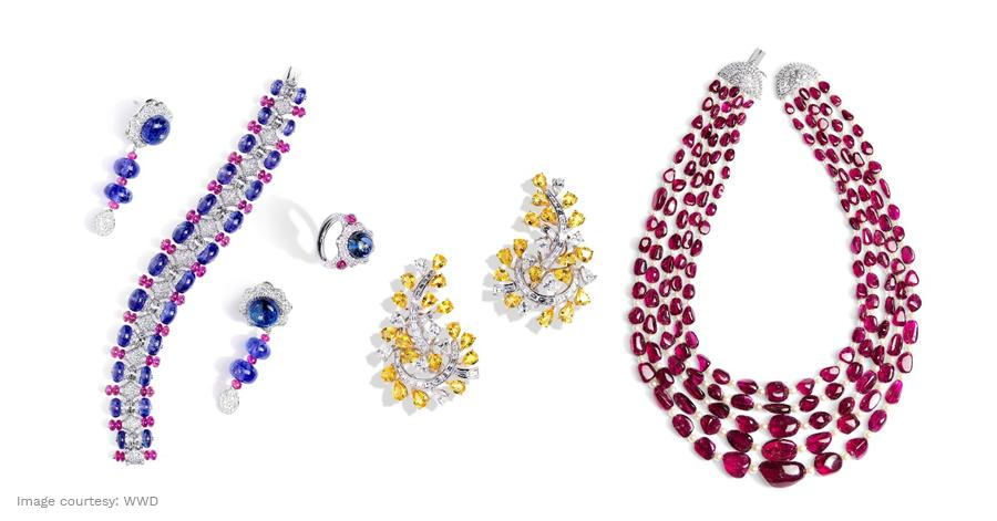 Gem Connoisseur Sanjay Kasliwal's Sketches Brought To Life With New 'Bloom' Collection