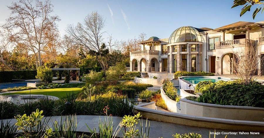 This 45 Million USD Luxury Home in Los Angeles is Jaw-Droppingly Gorgeous