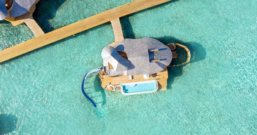 Experience Barefoot Luxury Through Slow Life at Soneva Fushi in Maldives