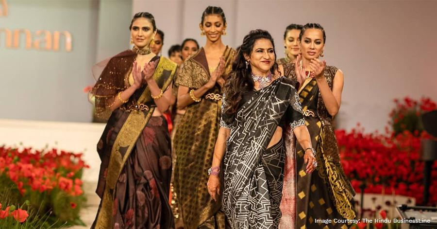 Beena Kannan Launches New Luxury Silk Clothing Brand