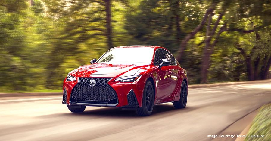 Lexus Brings Travel and Wellness Together With Its New 'Retreats in Motion'