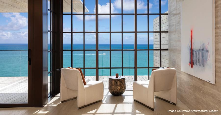 Top Nine Luxury Beachfront Homes For Sale in Miami - 2021