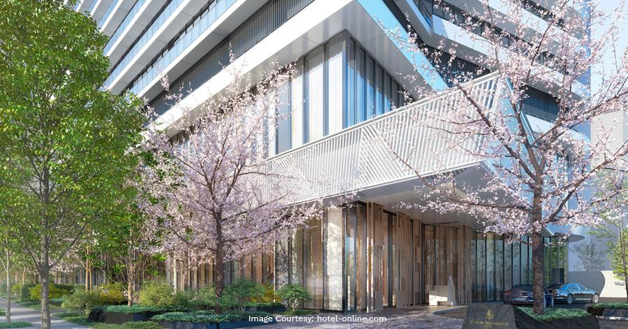 A Brand New Hotel in Osaka, Japan Being Planned by Four Seasons Hotels and Resorts, Tokyo Tatemono and HPL