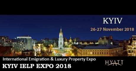 KYIV IELP Expo 2018