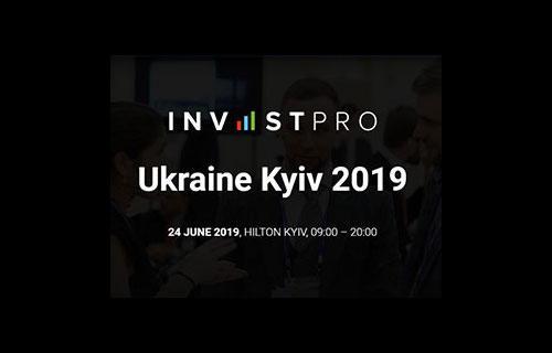InvestPro Ukraine, Kyiv 2019