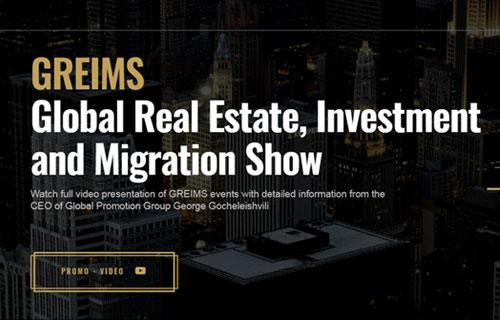 GREIMS Batumi - Global Real Estate, Investment and Migration Show