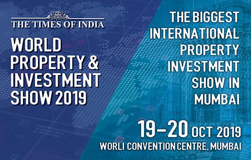 World property & Investment Show 2019