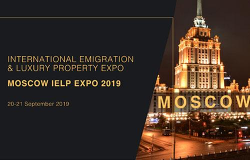 Moscow IELP Expo 2019