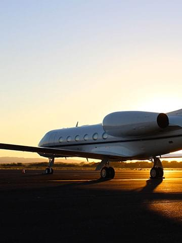 luxury jets and charter