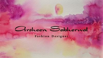 Arsheen Sabherwal Logo