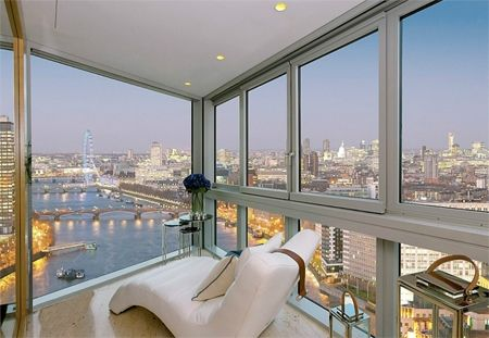 3 Bedroom Apartment For In The Tower One St George Wharf London Sw8