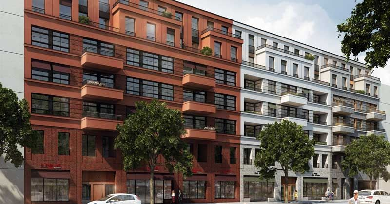 Luxury Apartments for Sale in Chausseestrasse 37 Berlin ...