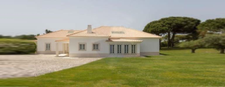Benavente Villa In Lisbon Portugal