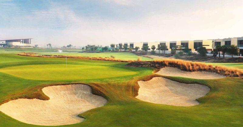 Golf Vita at Damac Hills